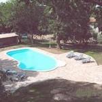 Le centre equestre, Tous en selle, à Rians dans le Var, Présentation de la piscine